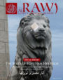 Cover of Issue Two of the Al Rawi Heritage magazine
