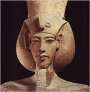 Photograph of Statue of Akhenaten