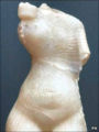 Photograph of the Amarna Princess statue courtesy of the Bolton Museum website