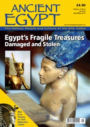 Cover of the Ancient Egypt magazine April / May 2011 issue