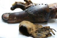 Photograph of the False Toe from the Cairo Museum - courtesy of the University of Manchester