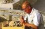 Photograph of Egyptologist Kent Weeks