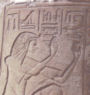 A relief from the tomb of Horemheb