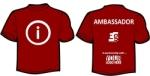 Project Ambassador Tshirts