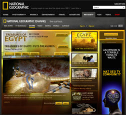 National Geographic Channel Egypt Special Programming