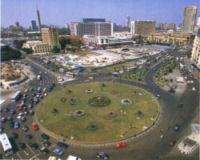 Photograph of Tahrir Square